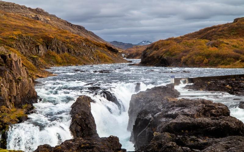 Jour 6 : Laugar Sælingsdalur - Borgarfjörður – Reykjavík