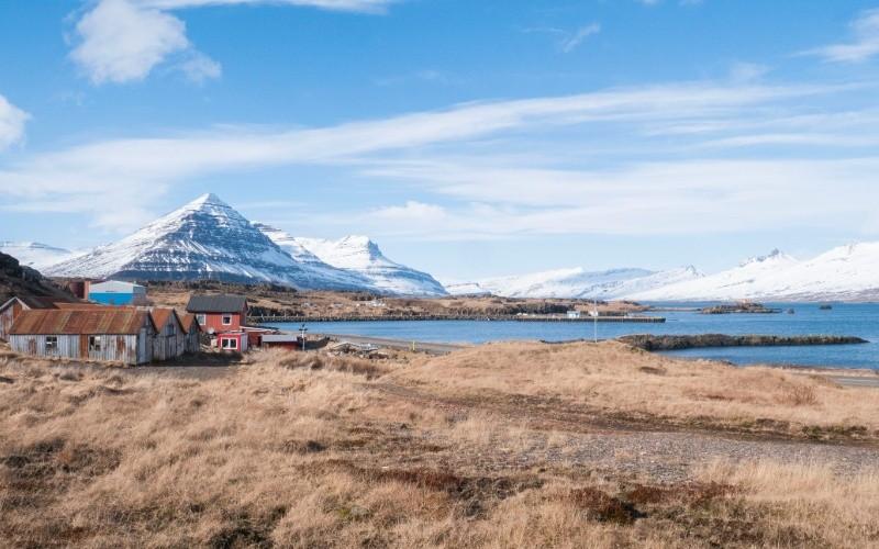 JOUR 5 : Djúpivogur – Reyðarfjörður – Egilsstaðir