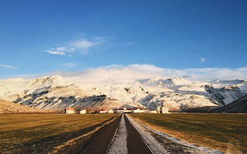 Jour 3 et 6 – Le volcan Eyjafjallajökull