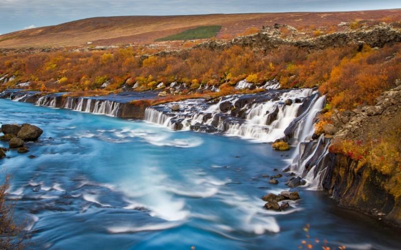 Jour 1,2 Borgarfjörður et Environs