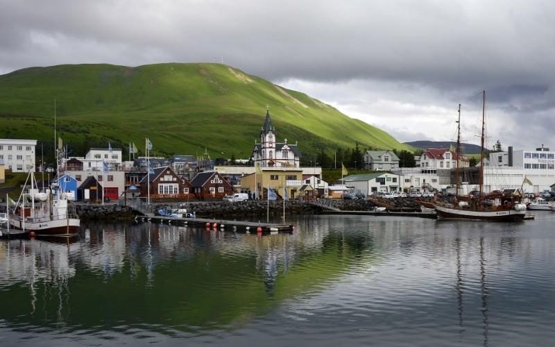Jour 7: Lac Myvatn - Akureyri