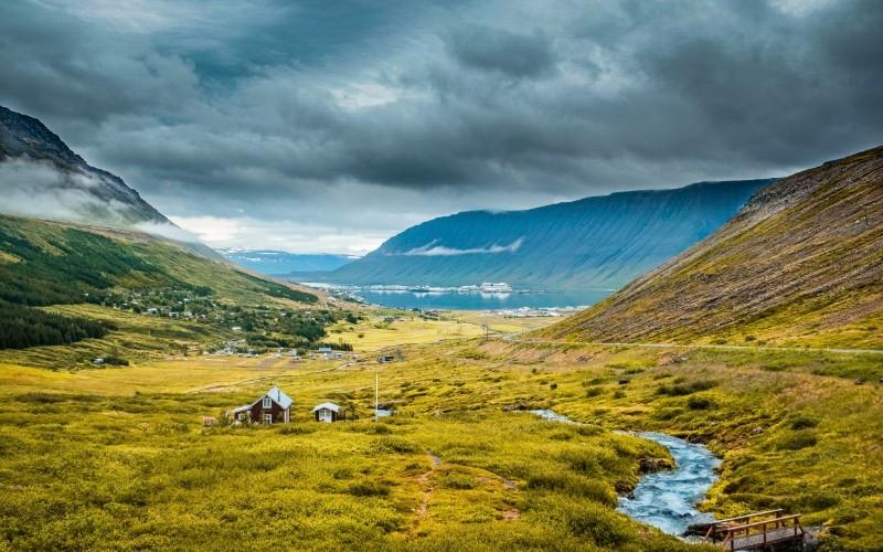 Jour 5 : Isafjörður – Hólmavík – Strandir – Laugar Sælingsdalur