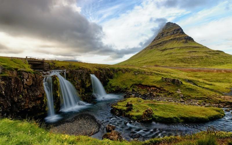 JOUR 13 & 14 : LA PENINSULE DE SNAEFELLSNES Stykkisholmur – Kirkjufell - Parc National de Snæfellsjökull