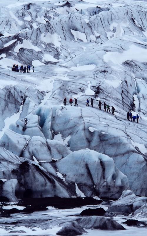 Jour 3 : la vallée de Borgarfjordur et le glacier de Langjökull
