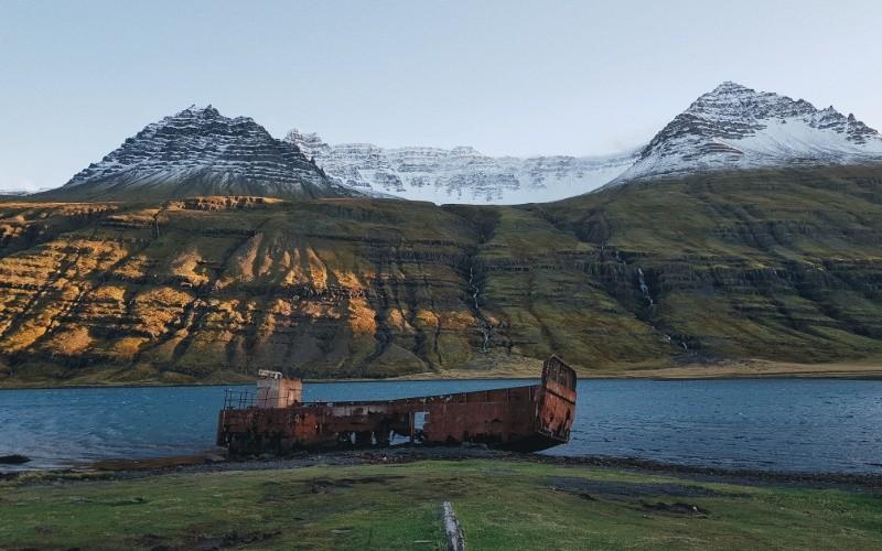 JOUR 5: Egilsstaðir et ses environs