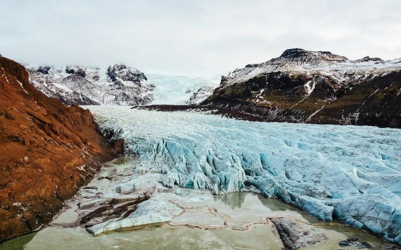 JOUR 5 : HÖFN ET SES ENVIRONS  –  Parc National Vatnajökull- Jokulsarlon