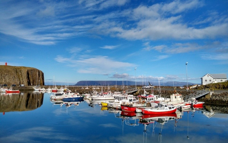 JOUR 9: Akureyri – Stykkishólmur