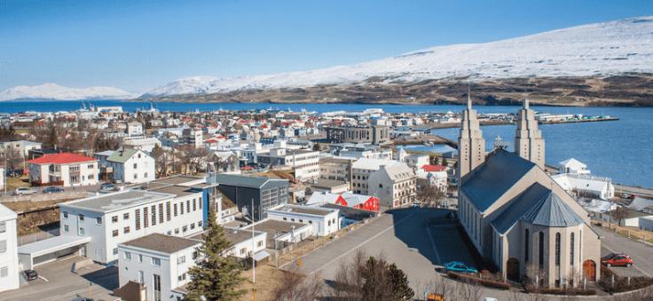 Jour 4: Akureyri – Mývatn