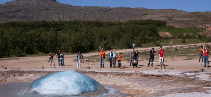 Jour 2 : Thingvellir – Gullfoss – Geysir