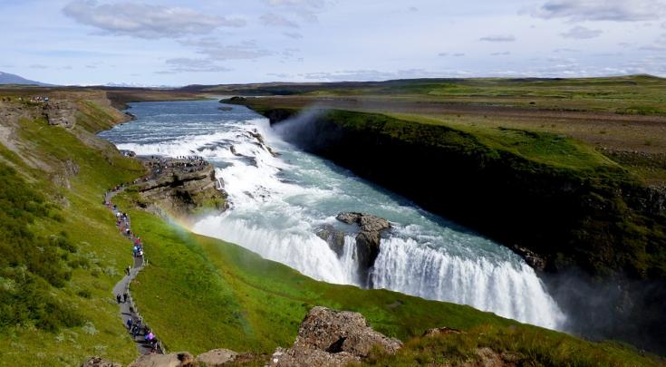 JOUR 3 : VIK ET SES ENVIRONS  –  Skogafoss - Dyrhólaey - Mýrdalsjökull
