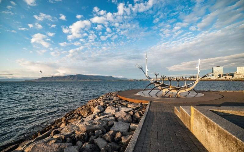 Jour 3 : Visite libre de Reykjavik