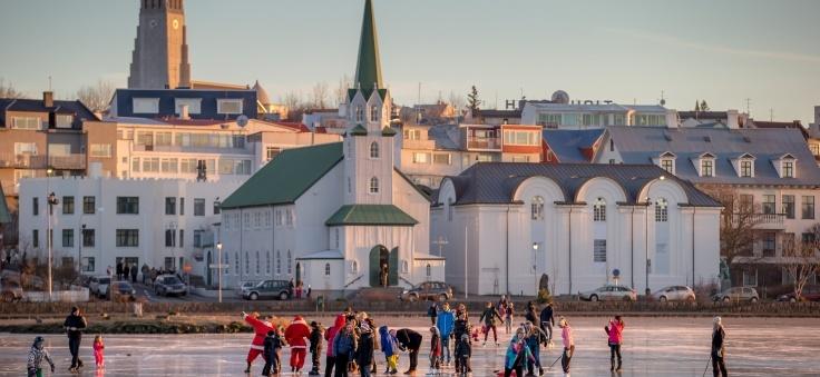Jour 1 : Paris - Reykjavik