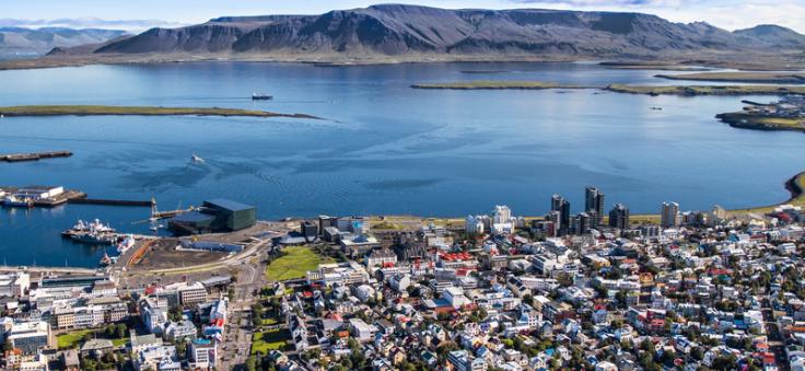 JOUR 1 et 2 : REYKJAVIK ET LA PENINSULE DE REYKJANES Blue Lagoon – Hafnarfjordur