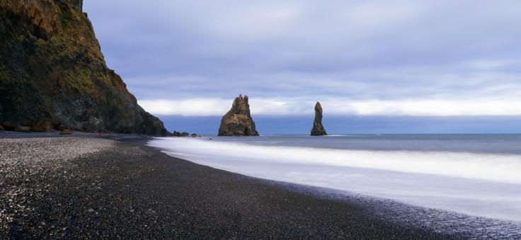 JOUR 3 : VIK ET SES ENVIRONS Skogafoss - Dyrhólaey - Myrdalsjökull