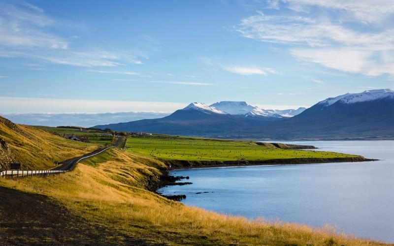 Jour 8: région d'Akureyri et d'Eyjafjordur