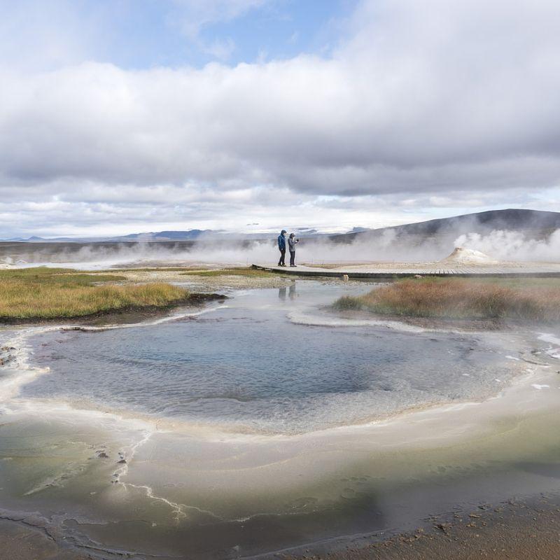 Jour 6 Akureyri - Hveravellir - Kerlingarfjöll