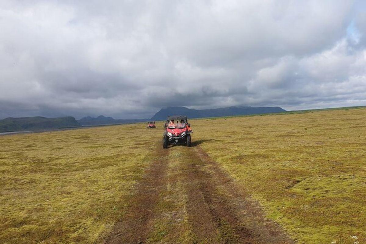 Aventure d'une heure en buggy dans la nature islandaise