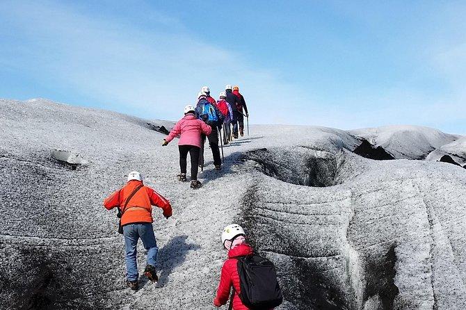 Randonnée au glacier Vatnajökull au départ de Hali