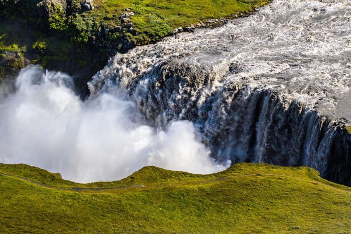 Excursion d'une journée au Diamond Circle au départ d'Akureyri