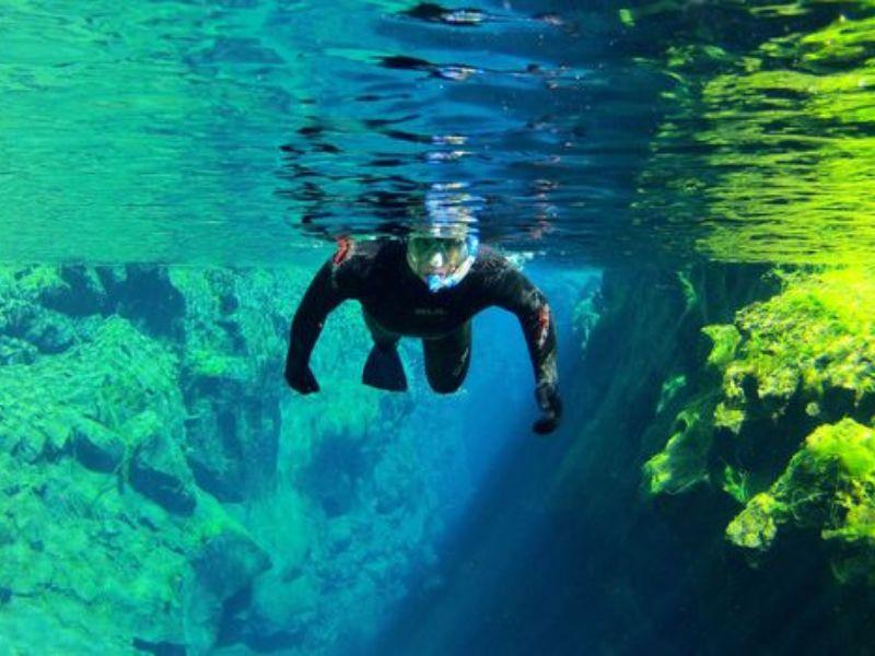 Wetsuit Snorkeling à Silfra - Avec transfert   Photos gratuites