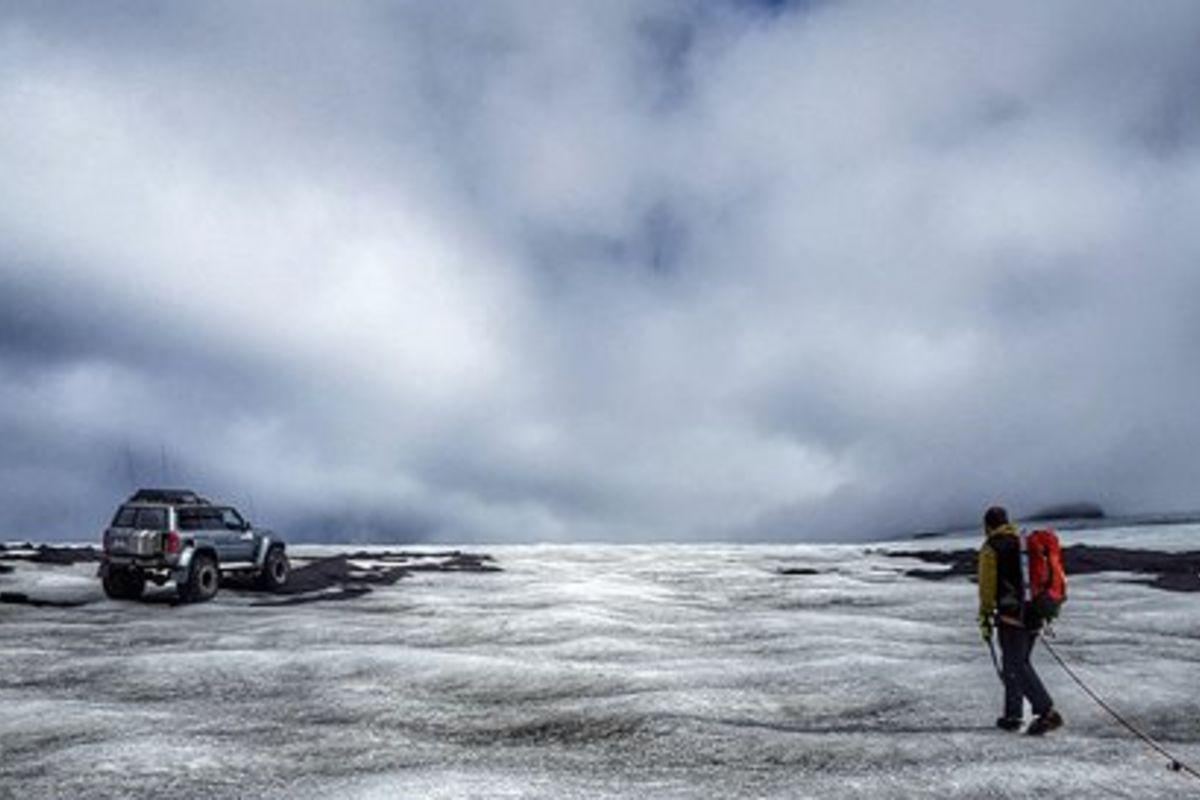 Randonnée privée sur le Glacier à Sólheimajökull