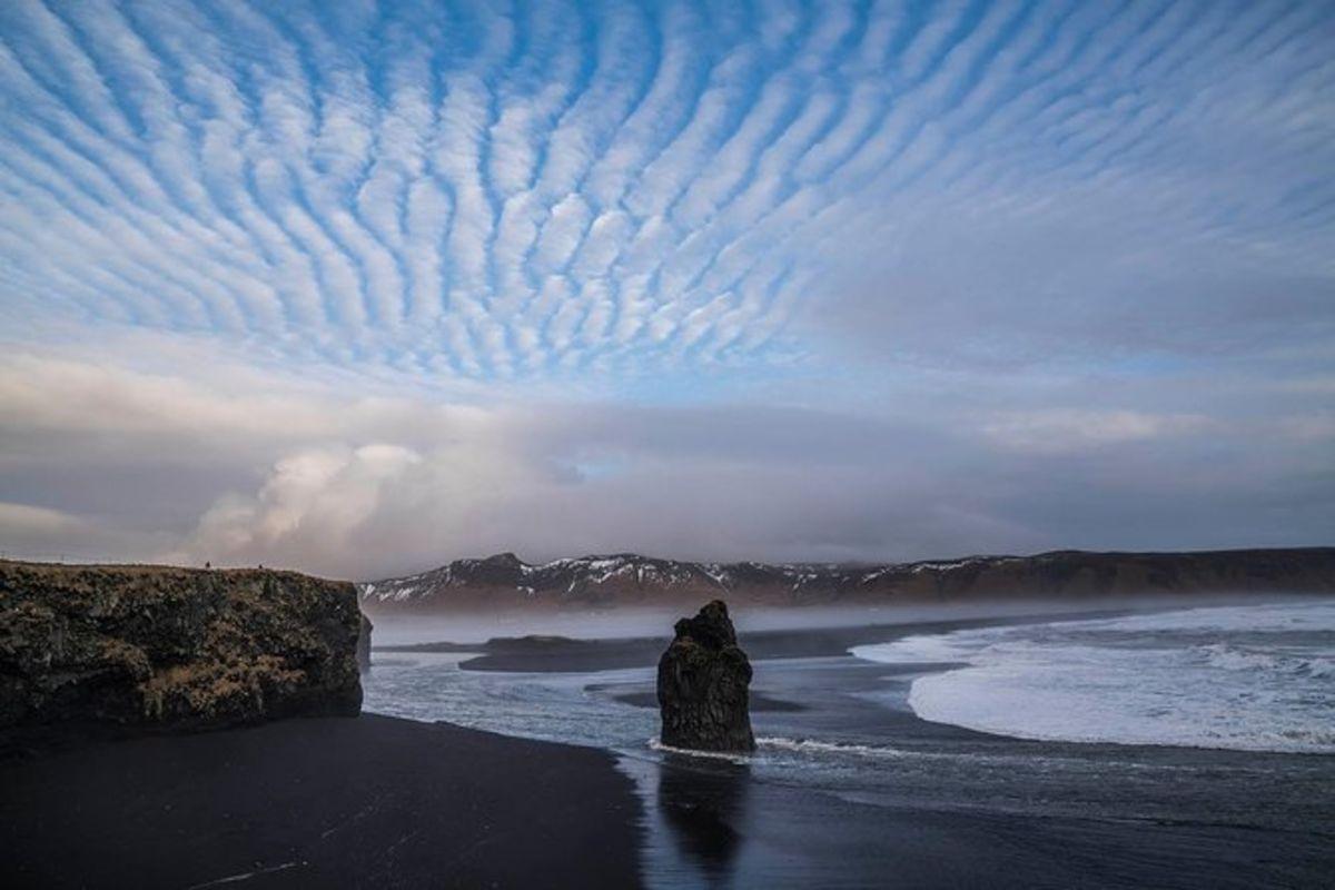 Visite guidée d'une journée de la côte sud de l'Islande depuis Reykjavik
