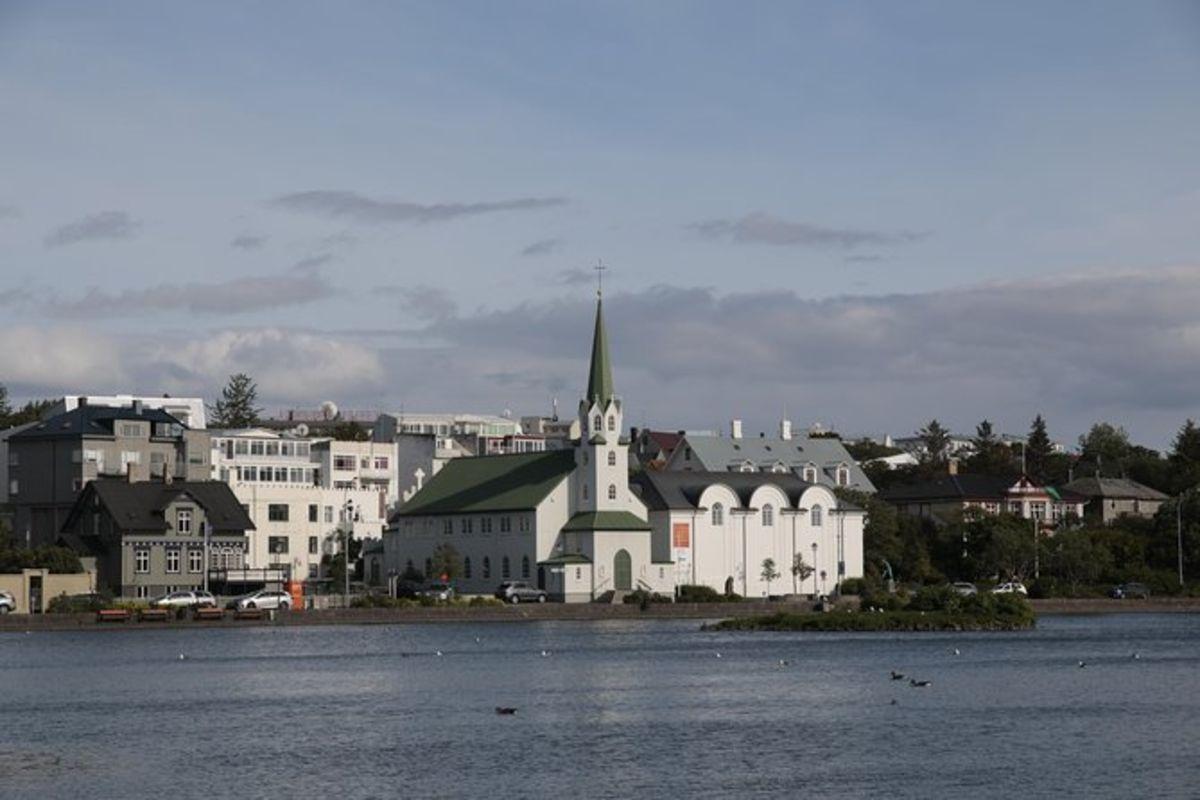Visite à pied de la ville de Reykjavik