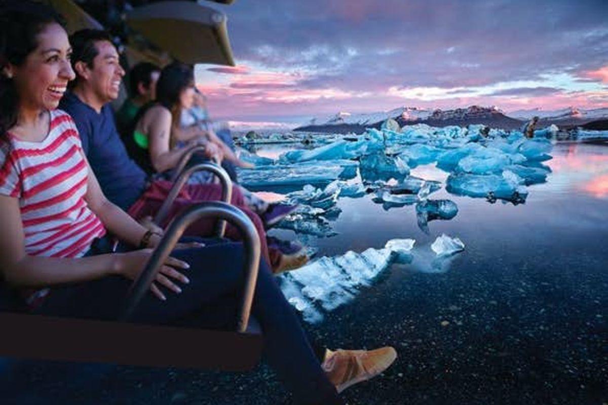 FlyOver Iceland | Expérience cinéma 4D en Islande
