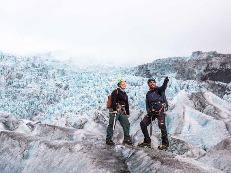 Skaftafell Blue Ice Winter Wonderland - Expédition de 5 heures