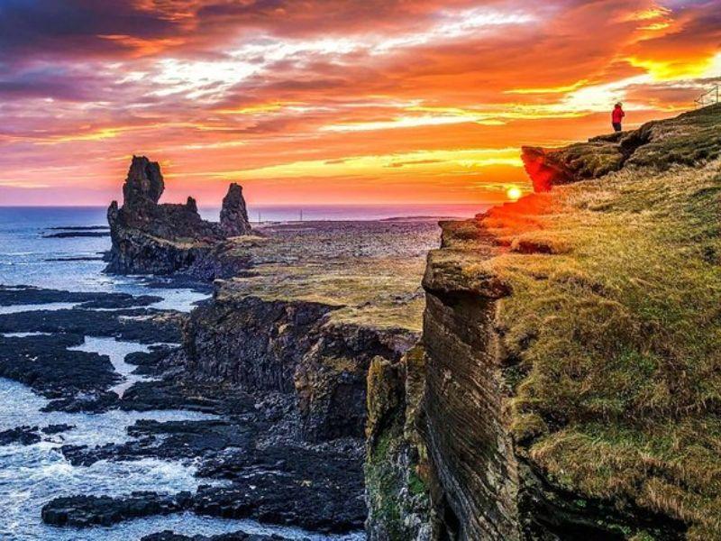 Parc national de Snæfellsnes et merveilles naturelles