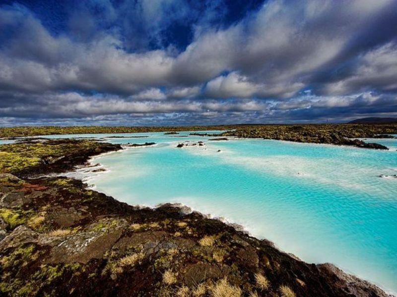 Cercle d'or avec visite privée de Blue Lagoon depuis Reykjavik