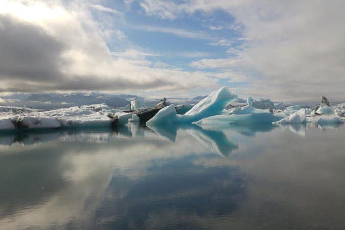 Sortie privée Jokulsarlon et plage de diamants   De Reykjavik en Mercedes