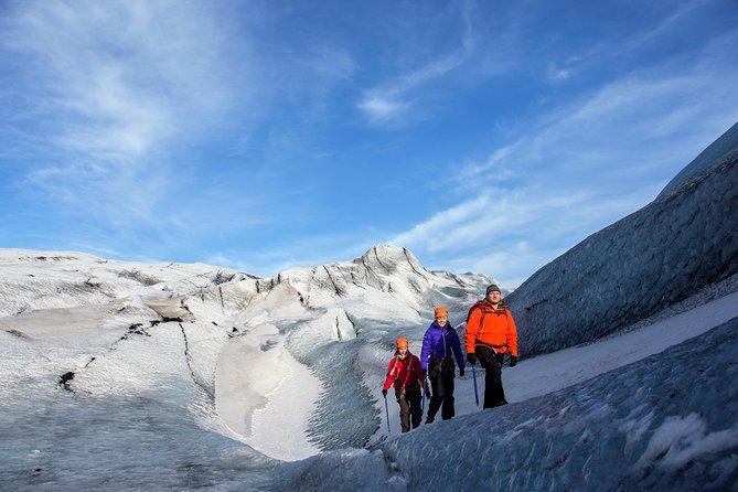 Glacier Walk - Sólheimajökull Discovery